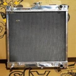 Радиатор охлаждения двигателя. Suzuki Jimny, JB23W, JB33W, JB43W Двигатели: M13A, K6A