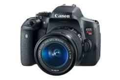 Canon EOS 750D Kit. 20 и более Мп