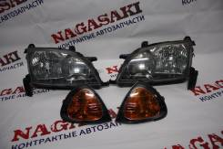 Фара. Toyota Caldina, ST215W, ST215G, AT211G, ST210G