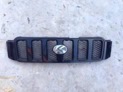 Решетка радиатора. Toyota Kluger V, MCU20, ACU20, ACU25, MCU25 Toyota Kluger Двигатели: 2AZFE, 1MZFE