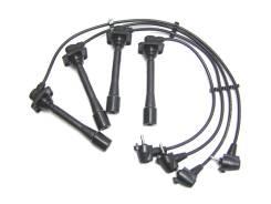 Высоковольтные провода. Toyota: Raum, Corsa, Cynos, Sprinter, Starlet, Corolla, Tercel, Caldina, Corolla II Двигатели: 5EFE, 4EFE