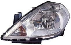 Фара Nissan Tiida 04-10