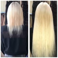 Наращивание волос 24 часа москва