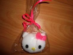 Мыло ручной работы Hello Kitty