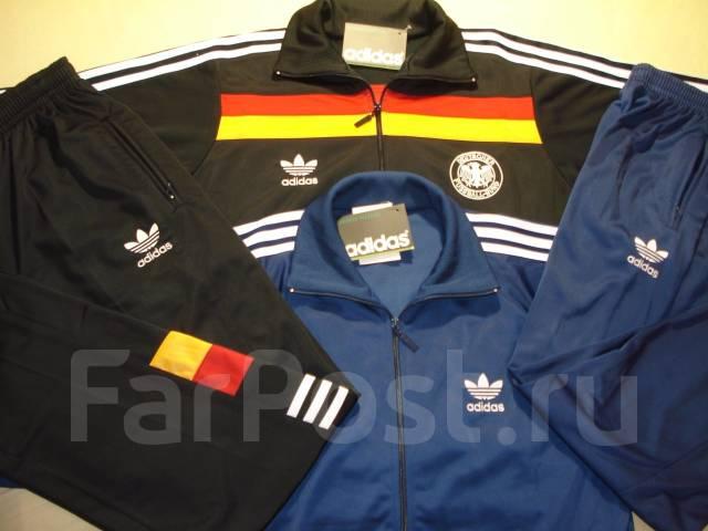 8a601f0c Спортивный костюм Адидас, Австрия, эластик, новый, модель 90х ...