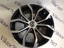 Mazda. 7.5x17, 5x114.30, ET45, ЦО 67,1мм.