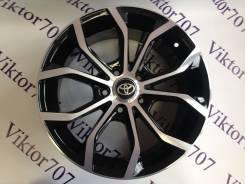 Toyota. 7.5x17, 5x114.30, ET45, ЦО 67,1мм.