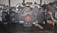 Двигатель. Subaru Legacy, BE5, BH5 Subaru Impreza Двигатель EJ204