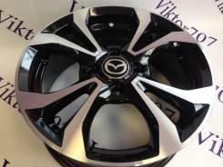 Mazda. 6.0x15, 4x100.00, ET46, ЦО 54,1мм.