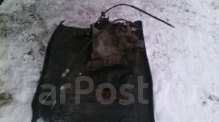 Механическая коробка переключения передач. Toyota Corolla, EE90 Двигатель 2E