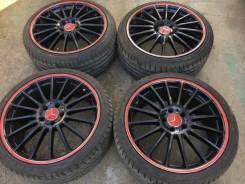 Mercedes. 8.5/9.5x19, 5x112.00, ET35/47, ЦО 73,1мм.