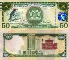 Доллар Тринидада и Тобаго. Под заказ