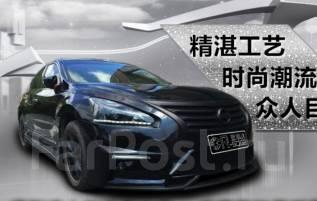 Обвес кузова аэродинамический. Nissan Teana, L33. Под заказ