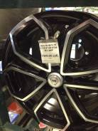 NZ Wheels F-15. 6.5x16, 5x100.00, ET48, ЦО 56,1 мм.