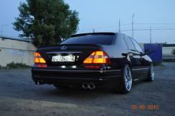 Стоп-сигнал. Lexus LS430