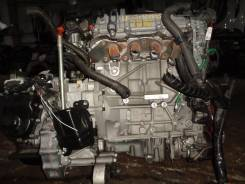 Двигатель. Hyundai Accent