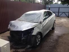 Hyundai Solaris. ПТС , 2014 1,6 механика, серебро