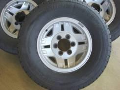 Dunlop. 8.0x15, 6x139.70