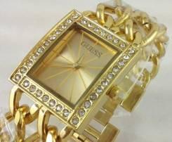 Шикарные часы Guess цепи! Будь в тренде! Новые! Торги с рубля!