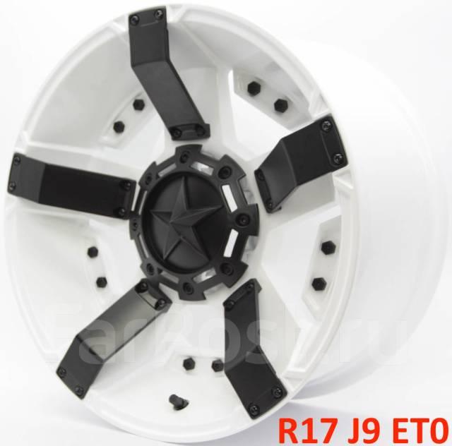 XD Series. 9.0x17, 6x135.00, 6x139.70, ET0, ЦО 108,0мм.