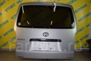 Дверь багажника. Toyota Hiace, TRH203, KDH200, KDH201, TRH203L, TRH200K, KDH206K, KDH200K, KDH201K, KDH206V, TRH200V, KDH205V, TRH201 Двигатели: 1TRFE...