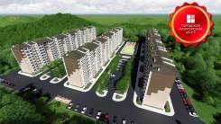 """2-комнатная квартира в жилом комплексе """"Зеленый Угол"""" во Владивостоке"""
