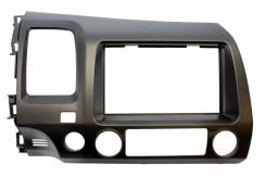 Консоль панели приборов. Honda Civic, EF3, EF5, EF1, EF2, EJ7 Двигатели: ZC, D13B, D15B, D16A