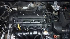 Двигатель. Kia Rio
