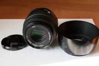Объектив zuiko digital ed 50/2.0 macro. Для Olympus, диаметр фильтра 52 мм