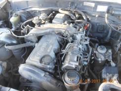 Двигатель в сборе. Toyota Land Cruiser, HDJ81 Двигатель 1HDFT