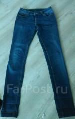 Рубашки джинсовые. 42