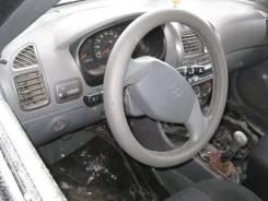Крышка подушка безопасности (в рулевое колесо) Hyundai Accent