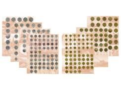 Комплект разделителей для разменных монет СССР