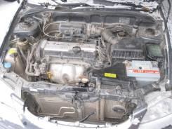 Кронштейн решетки радиатора левый Hyundai Accent