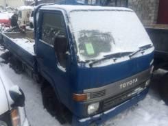 Бампер Toyota Hiace lh85 lh95 2l 4wd 1991