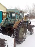 ЛТЗ Т-40АМ. Трактор т-40ам