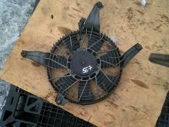 Вентилятор радиатора кондиционера. Mitsubishi Pajero, V93W, V73W, V75W, V97W, V78W, V77W Двигатель 6G74