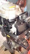 Suzuki. 9,90л.с., 2х тактный, бензин, нога S (381 мм), Год: 2008 год