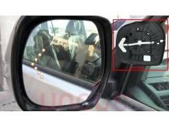 Стекло зеркала. Toyota Land Cruiser Prado, GDJ150, GDJ150L, GDJ150W, GRJ150, GRJ150L, GRJ150W, KDJ150, KDJ150L, LJ150, TRJ150, TRJ150L, TRJ150W. Под з...
