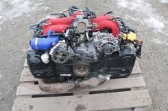 Двигатель в сборе. Subaru Impreza WRX, GDA, GD, GDB Subaru Forester, SG9 Subaru Impreza WRX STI Subaru Impreza, GD, GDB, GDA Двигатели: EJ205, EJ257...