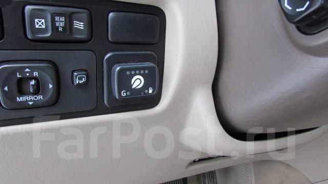Газобалонное оборудование. Lexus LX470, UZJ100 Toyota Land Cruiser, UZJ100W, UZJ100 Двигатель 2UZFE