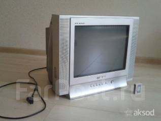 Приму в дар небольшой телевизор