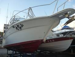 Searay. Год: 1993 год, длина 10,00м., двигатель стационарный, 460,00л.с., дизель. Под заказ