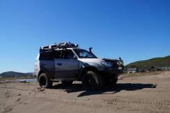 Toyota Land Cruiser Prado. автомат, 4wd, 3.0 (145 л.с.), дизель, 120 000 тыс. км