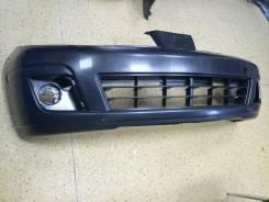 Бампер. Nissan Tiida, SC11X, C11X Двигатели: HR16DE, K9K, MR18DE