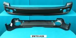 Бампер. BMW X5, E70