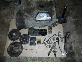 Механическая коробка переключения передач. Toyota Altezza, SXE10