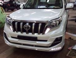 Губа. Toyota Land Cruiser Prado. Под заказ
