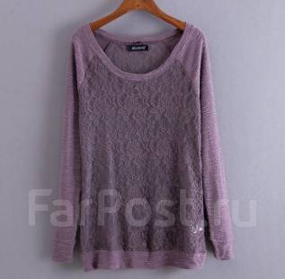 Пуловеры. 38, 40