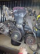 Двигатель в сборе. Toyota Starlet, EP91 Двигатель 4EFTE